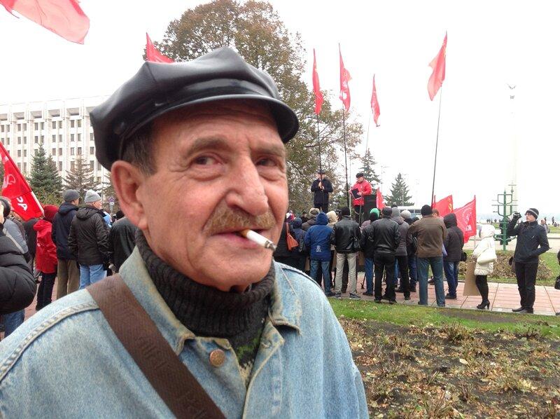 Григорий Исаев. Основатель Партии Диктатуры Пролетариата